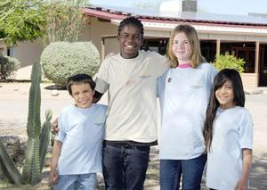 Solar array donated to Sunshine Acres home
