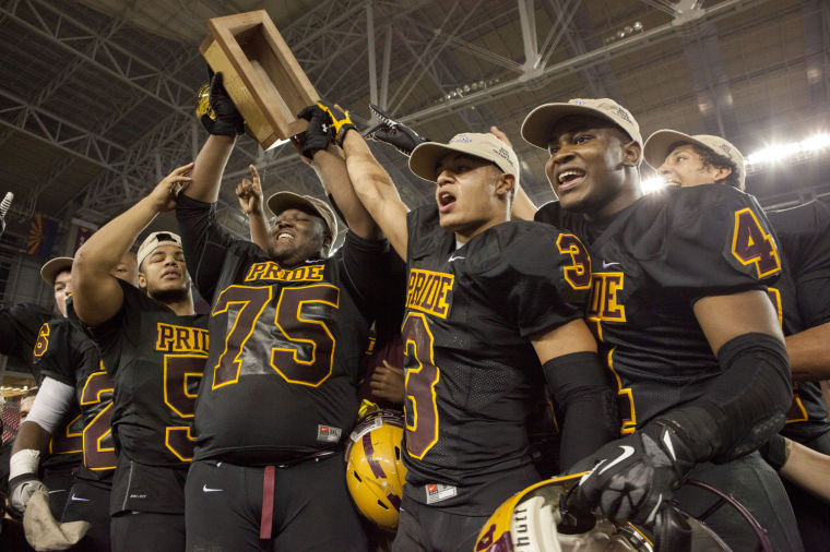 Mountain Pointe football dominance