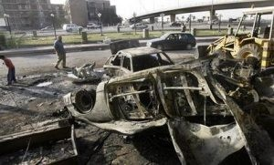 US military blames al-Qaida in Iraq for bombing