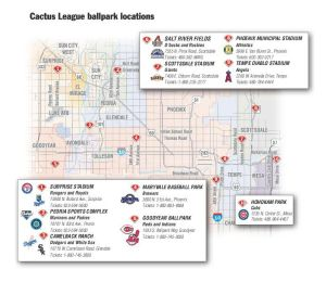PDF: Valley Spring Training Stadium Map