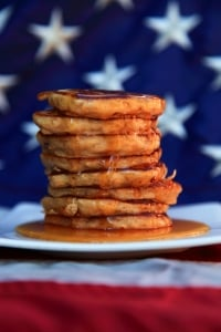 Pancake fundraiser for 9/11 memorial