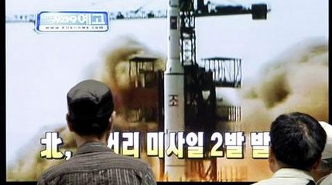 South Korea: North Korea may fire more missiles