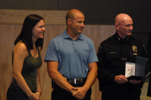 Gilbert Police awards