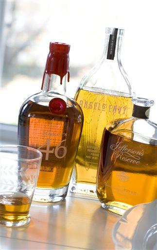 Food Bourbon Boom
