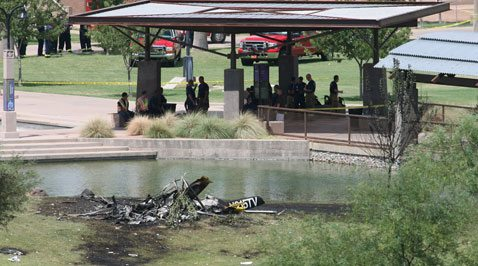 Pilots distracted in news helicopter crash