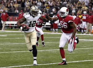 Marques Colston, Karlos Dansby
