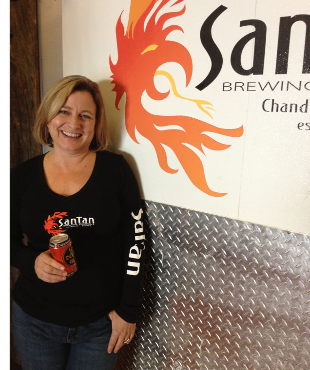 Wendy Weathers, SanTan Brewing Co.