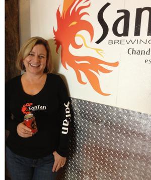Wendy Weathers, SanTan Brewing Co.