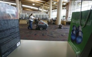 Library honored for energy efficiency