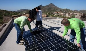 Solar energy gets a tax break
