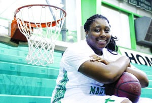Girls Basketball Player of the Year Chantel Osahor