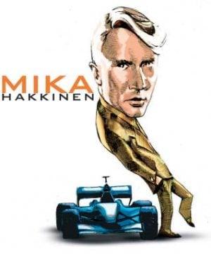Automotive Legends and Heroes: Mika Hakkinen