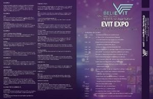 PDF: EVIT Expo [Jan. 26, 2013] Schedule of Events
