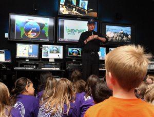 Web program brings deep-sea missions to Boys & Girls Club