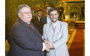 Iraq president arrives in Tehran