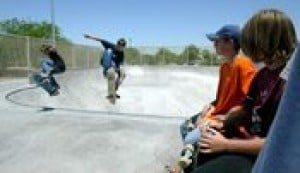 Tempe park is skating enthusiasts' dream