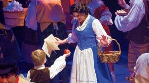 'Beauty' moves from storybook to stage