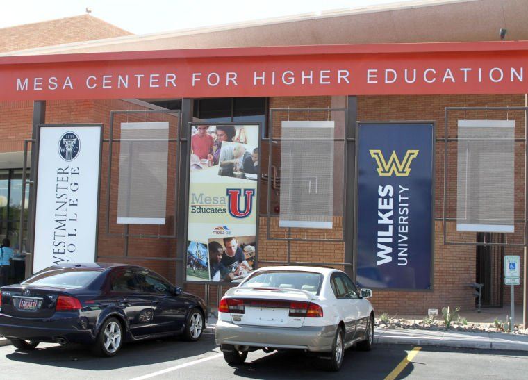 Mesa Center for Higher Education