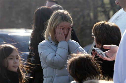 Sandy Hook School Shooting Newtown