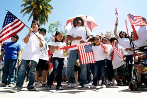 Arizona pushes Congress into immigration minefield