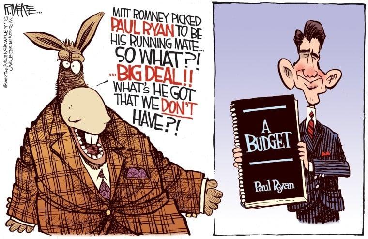 Ryan's budget