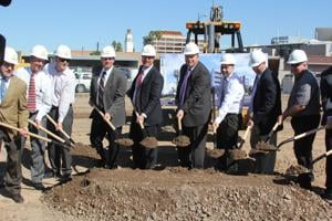 Encore Groundbreaking