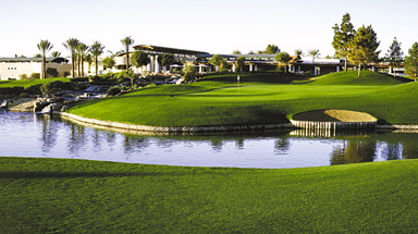 Best of Chandler 2014 Golf Course: Ocotillo Golf Resort