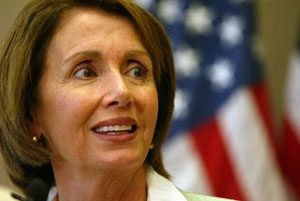 House Speaker Pelosi tours Phoenix VA hospital