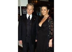 Zeta-Jones, Douglas win magazine suit