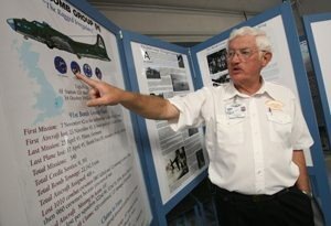 Veterans' event honors air war victims