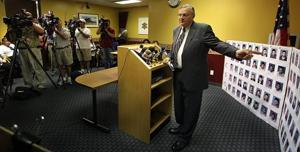 Arpaio claims 1,000th arrest under smuggling law