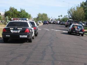 Officer-involved shooting Nov. 5, 2010 in Mesa