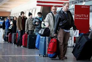 5 airlines say no charge for carry-ons