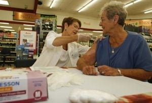 As fall arrives, so does flu shot season 
