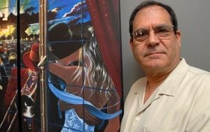 Scottsdale artist is wired on YouTube