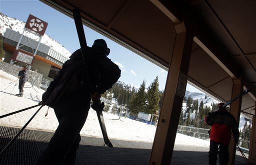 No Snowboarding-Utah