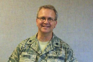 Ch, Lt Col Mike Sproul