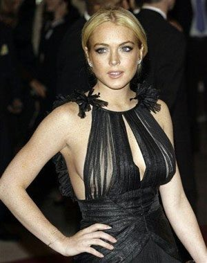 Lindsay Lohan checks out of rehab