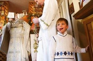 Valley families form Mission Foundation for Orthodox Church in Tempe