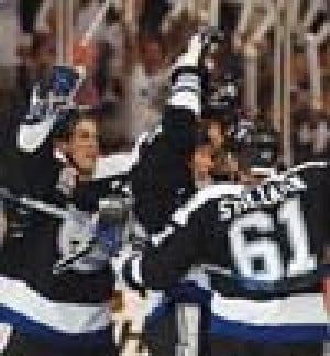 Lightning beat Flames to win Stanley Cup