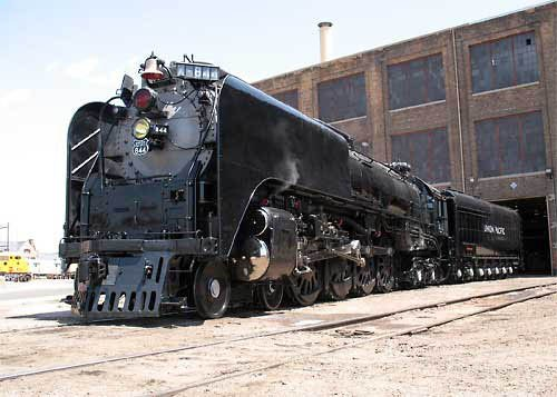 Union Pacific No. 844