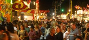 Thousands take in food, fun at fair 