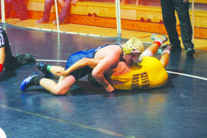 Wrestling Sectional Tournaments
