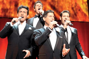Best 5 questions with il divo s urs buhler - Il divo italian songs ...