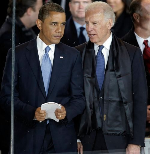 Barack Obama, Joe Biden