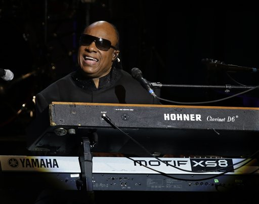 Stevie Wonder