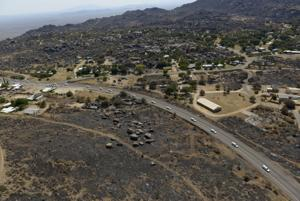 Yarnell Hill fire processional