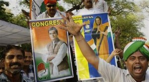 India's ruling party wins resounding victory
