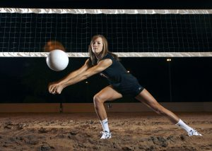 Tribune volleyball player of the year: Cat Highmark, Chaparral