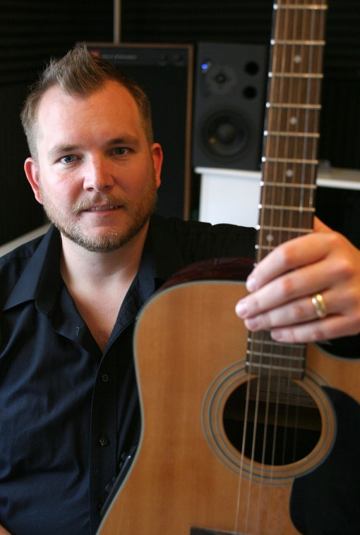 Ben Shafer, new music teacher